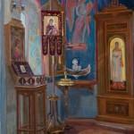 В храме Святителя Николая