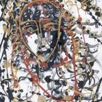 Златовласка. Линеарный портрет.