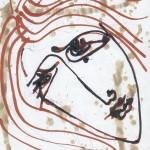 Межсезонье. Линеарный портрет.