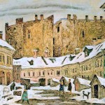 Мой двор на Московском
