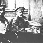 Корнилов и Савинков