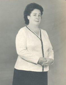 Певица Берта (Белла)Аронес.